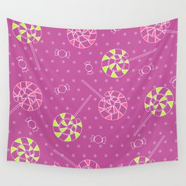Candy Wall Tapestry