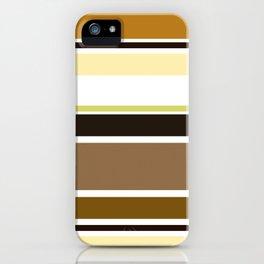 Caramel Macchiato iPhone Case