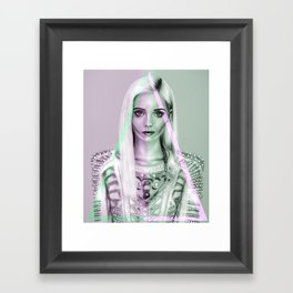 + All That Shine + Framed Art Print