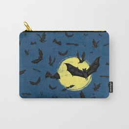 Bat Swarm Carry-All Pouch