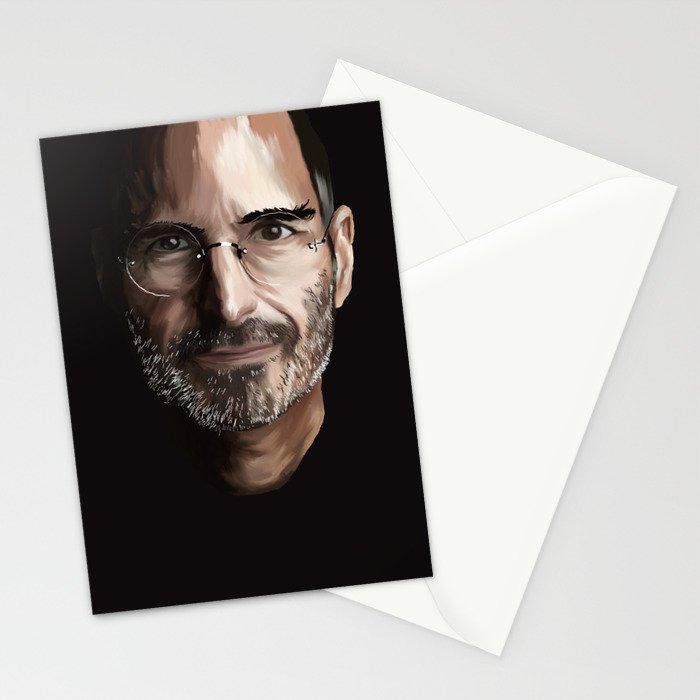 Steve Jobs Stationery Cards