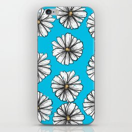 Please Don't Eat the Daisies iPhone Skin