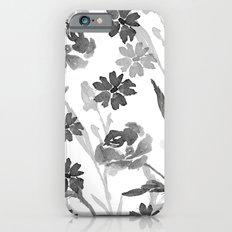 Paint it black  Slim Case iPhone 6s