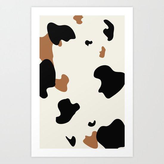 Cowhide Pattern by karlaespiritu