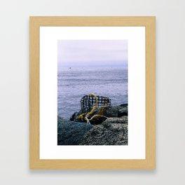 Scituate Harbor Framed Art Print