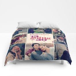 13 going on 30 Comforters