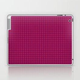 Red & Purple IX Laptop & iPad Skin