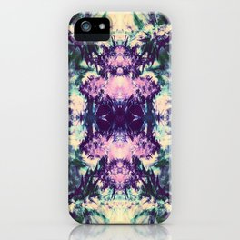 Blossom by Zandonai & Louise Machado iPhone Case