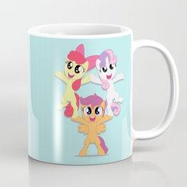 Can Do Cutie Mark Crusaders Coffee Mug