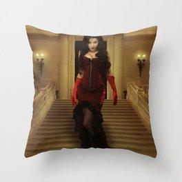 Encantada Throw Pillow