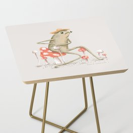 Awkward Toad Side Table