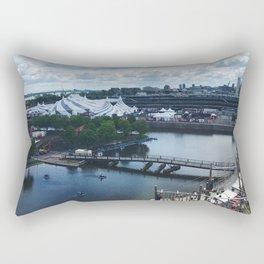 Old Port Montreal Rectangular Pillow