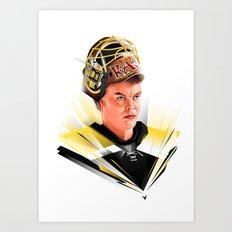 Rask Art Print