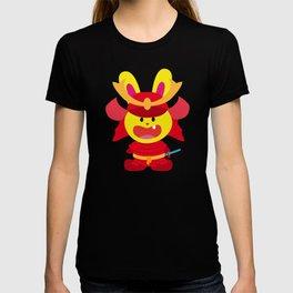 One Tooth Rabbit Samurai Honor T-shirt