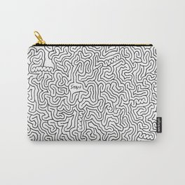 Crazy Mazes Carry-All Pouch