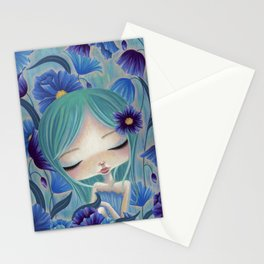 My Blue Heaven Stationery Cards