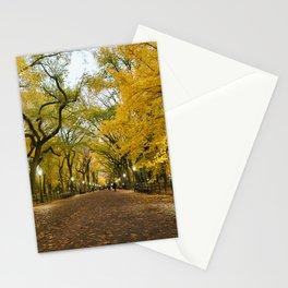 Central Park New York City Stationery Cards