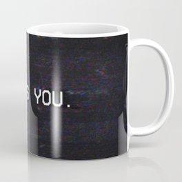 I MISS YOU. Coffee Mug