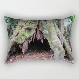 Interesting Tree Trunk Rectangular Pillow