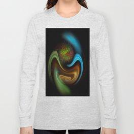 Abstract Perfektion 90 Long Sleeve T-shirt