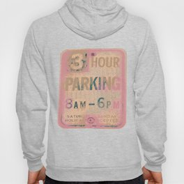 3 Hour parking Hoody