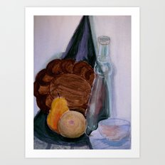 Kitchen stuff Art Print