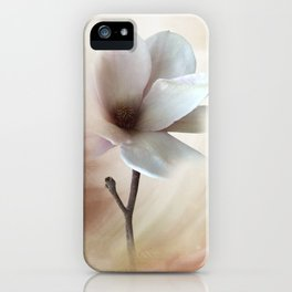 Magnolie -magnolia iPhone Case