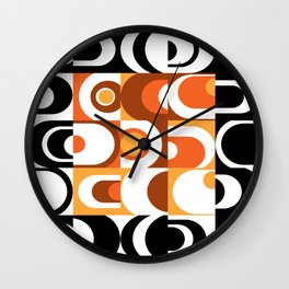 Vintage BW 05 Wall Clock