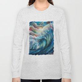 The Rainbow Wave Long Sleeve T-shirt