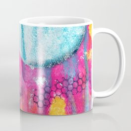 Mixed Media Colour Coffee Mug