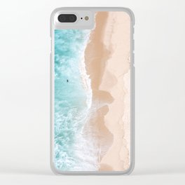 Be Unique Clear iPhone Case