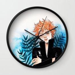 QUIET - Hinata Shouyou Wall Clock