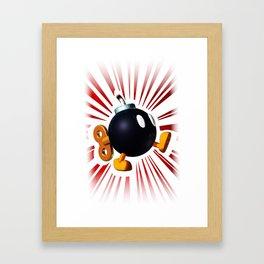 BOBAMB Framed Art Print