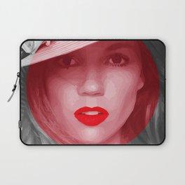 RED Dot Laptop Sleeve