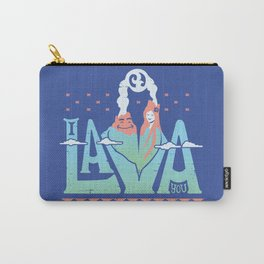 One Lava Carry-All Pouch