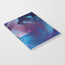 I am tired of earth Dr manhattan Notebook