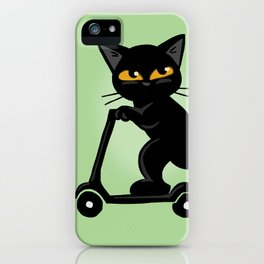 Go fast iPhone Case