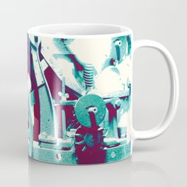 Crank Cogs Machine Coffee Mug