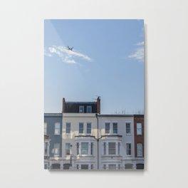 London 20 Metal Print