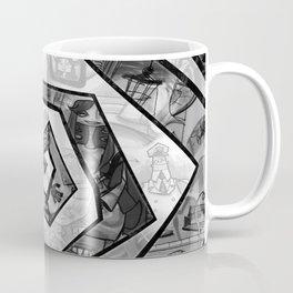 Past the madness... Coffee Mug