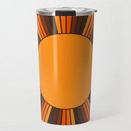 Golden Sunshine State Travel Mug