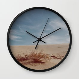 Sand hill Wall Clock