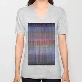 Abstract Composition 582 Unisex V-Neck