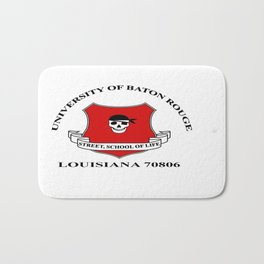 Baton Rouge University  Bath Mat