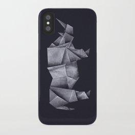 Rhinogami iPhone Case