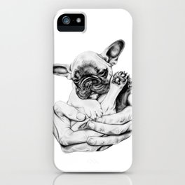 A little something sweet. iPhone Case