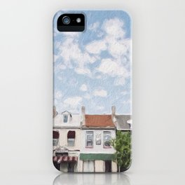 Troy, Ohio iPhone Case