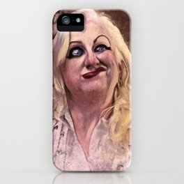 Hatchet Face iPhone Case