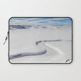 Yellowstone National Park - Trout Creek Laptop Sleeve