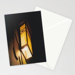 Light Rids Darkness-Film Camera Stationery Cards
